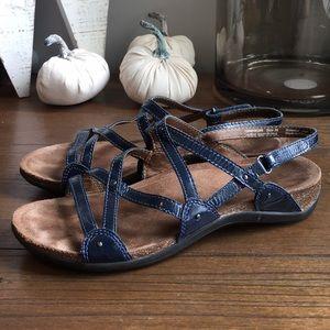 DANSKO Strappy Sandals size 39